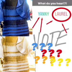Laural Or Yanny